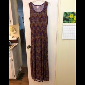 Gorgeous LuLaRoe Maxi dress, size S